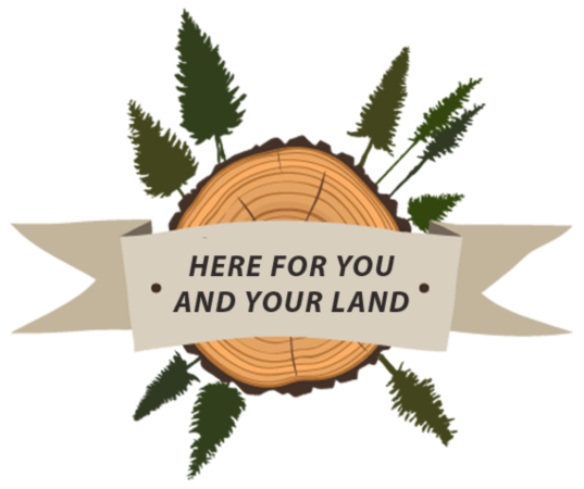 Here for you and your land